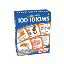 100 Common Idioms
