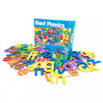 Giant Magnetic Rainbow Phonics