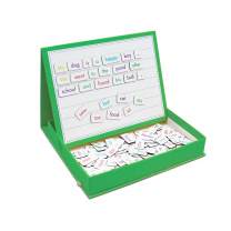 Magnetic Rainbow Sentences