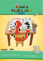 Jolly Pupil Book 3:  Print