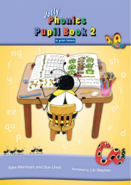 Jolly Pupil Book 2:  Print