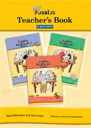 Jolly Pupil Teachers Guide:  Print