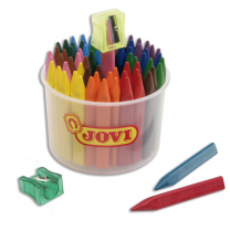 Jovi Wax Crayons Class Pack