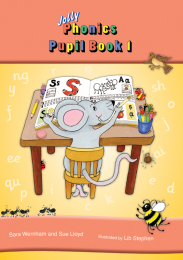 Jolly Pupil Book 1:  Precursive