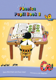 Jolly Pupil Book 2:  Precursive
