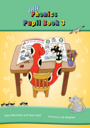 Jolly Pupil Book 3:  Precursive