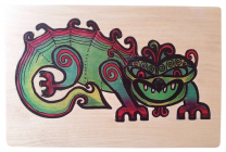 Taniwha - Rongo Wooden Puzzle