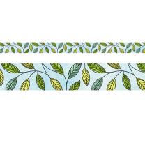 Leaves Magnetic Borders