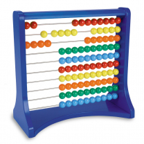 10-Row Colour Abacus
