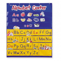 Alphabet Centre Pocket Chart