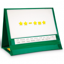 Demonstration Tabletop Board and Pocket Chart