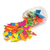 Tangrams Brights Classpack