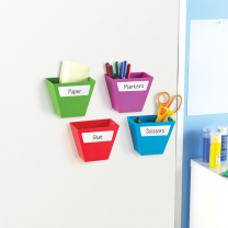 Create-a-Space Magnetic Storage Bins