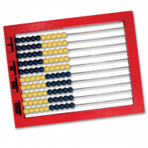 2-Colour Desktop Abacus