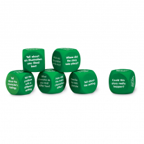 Retell a Story Cubes Literacy