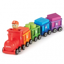Count and Colour Choo Choo