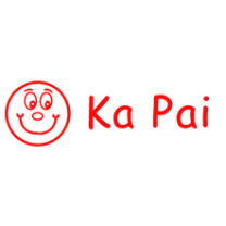 Ka Pai Smiley Stamp