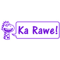 Ka Rawe Dino Stamp