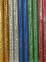 Glitter Glue Sticks - 10 pack