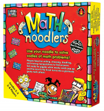 Maths Noodlers Level 2 Board Game