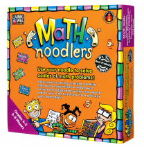 Maths Noodlers Level 3 Board Game