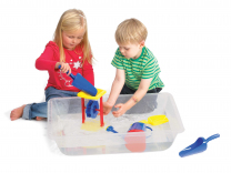 Sand and Water Activity Tray