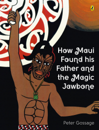 How Maui Found His Father and the Magic Jawbone Book