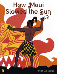 How Maui Slowed The Sun Book