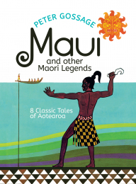 Maui and Other Maori Legends Book