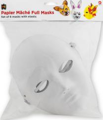 Full Masks - Pack of 6