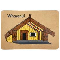 Wharenui Wooden Puzzle