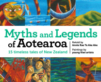 Myths and Legends of Aotearoa Book