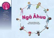 Ngā Āhua Singalong Book