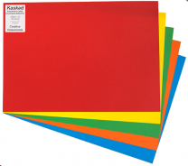 Card A2 Bright Colours 160gsm