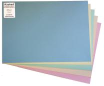 Paper A2 Pastel Colours 80gsm