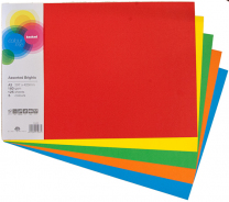 Card A3 Bright Colours 160gsm