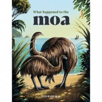 What Happened To Moa Book