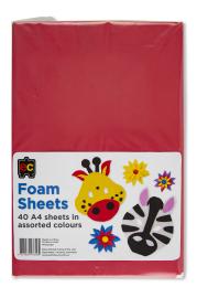 Foam Sheets - Pack of 40
