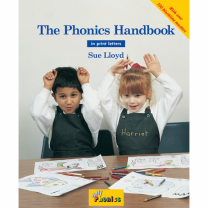 Jolly Phonics Handbook:  Print