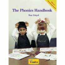 Jolly Phonics Handbook:  Precursive