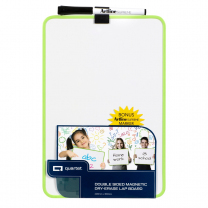 Double Sided Magnetic Dry-Erase Lap Board