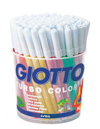 Giotto Turbo Colour Felt Markers