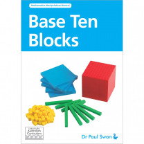 Base Ten Blocks Book