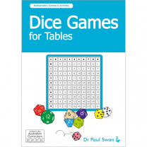 Dice Games for Multiplication Facts