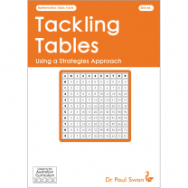 Tackling Tables Book