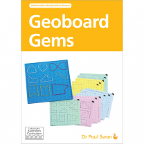 Geoboard Gems Book