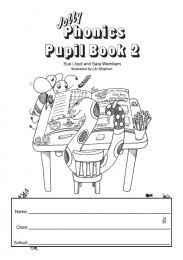 Jolly Pupil Black and White:  Book 2