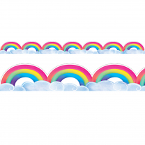 Rainbows and Clouds Trimmer