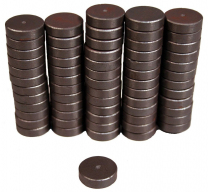 Strong Circular Magnets - Pack of 16