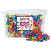 Jumbo Foam Beads - Pack of 500